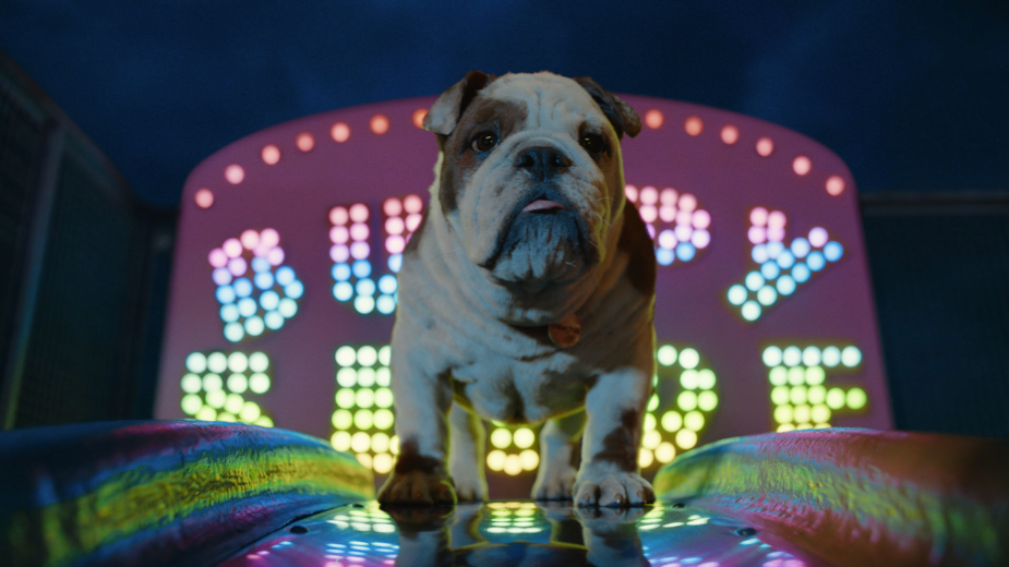 Churchill's Serene Funfair Ride Helps Customers Keep their Cool Should Life Come to a Stop