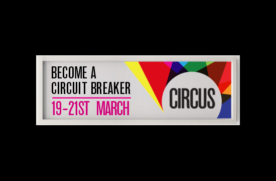 Circus 2013 Launches in One Week
