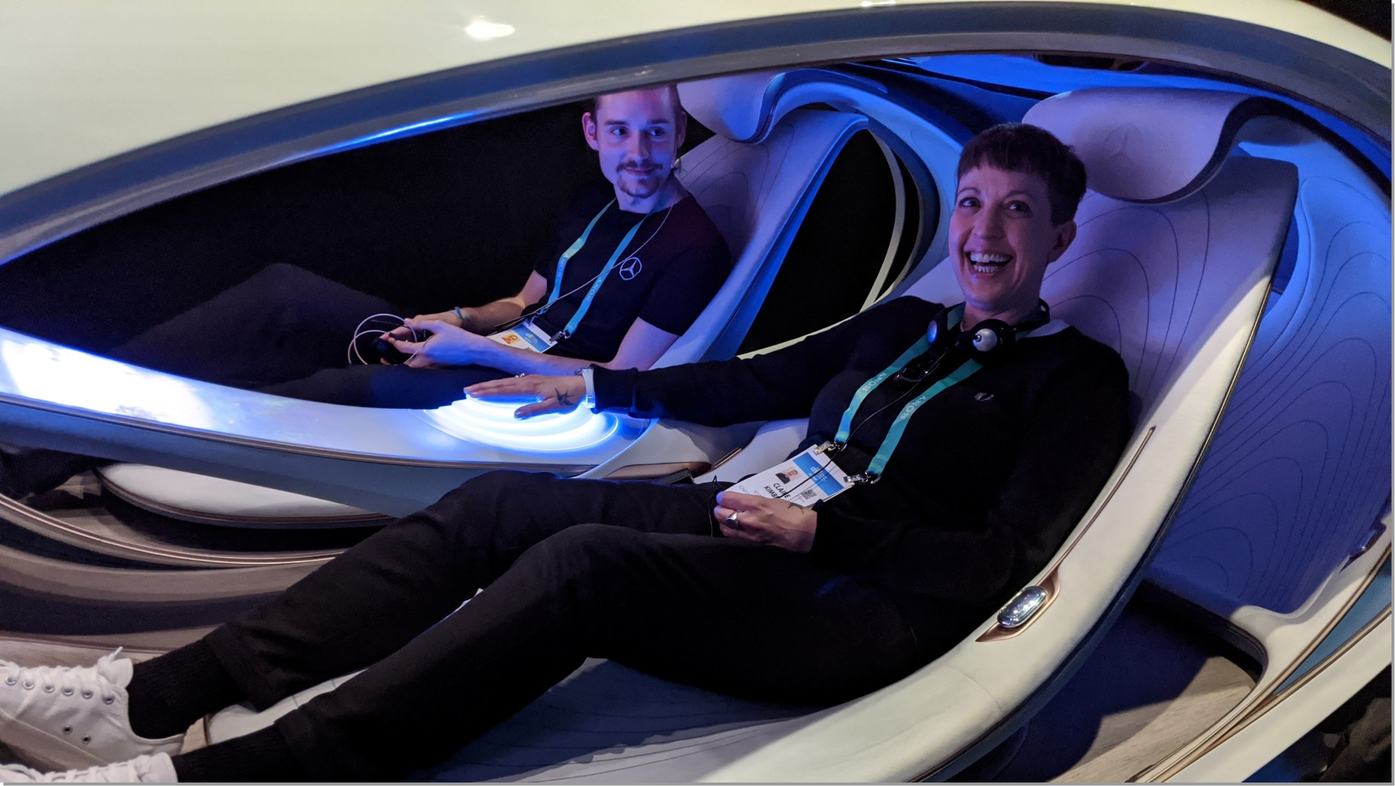 CES 2020: the Symbiosis of Human and Maching