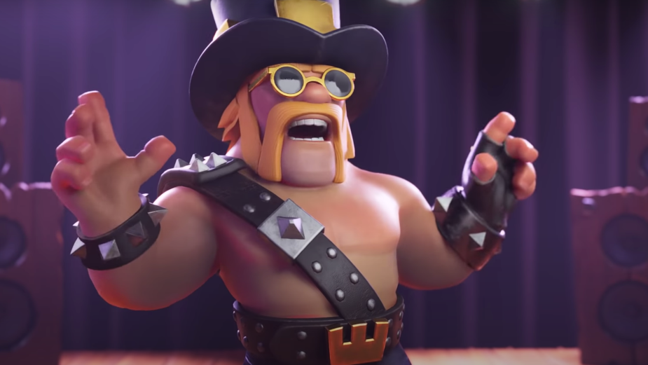 Clash of Clans Celebrates 8th Birthday with World's First Motion Capture Game Show