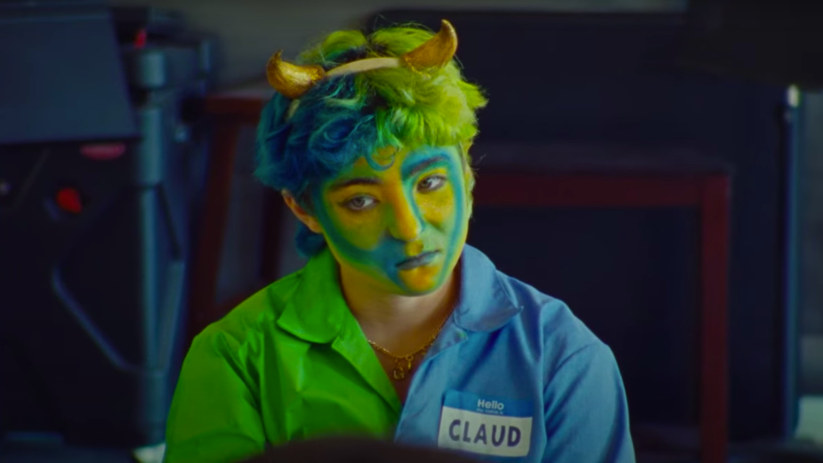 Fantasy Creatures Fight Assimilation in Colourful Claud Music Video 'Gold'