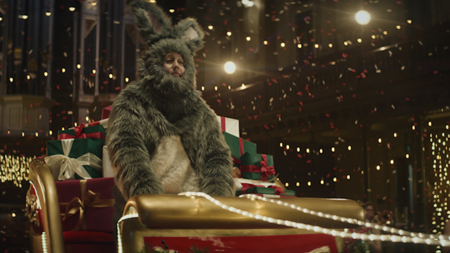 It's 'Bigger Than Christmas' at Myer This Year in Spectacular Campaign
