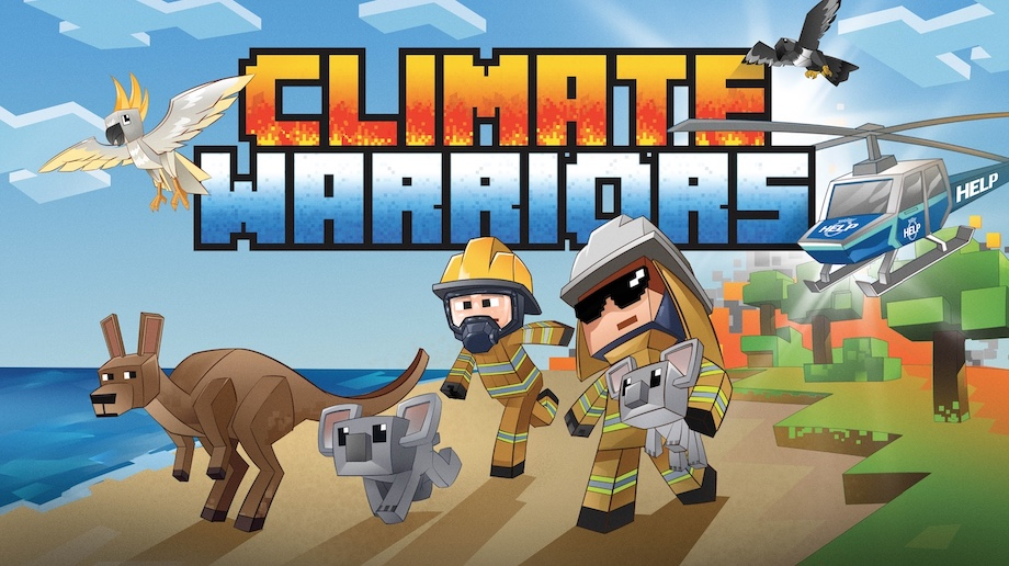 NRMA Insurance and Thinkerbell Launch 'Climate Warriors'