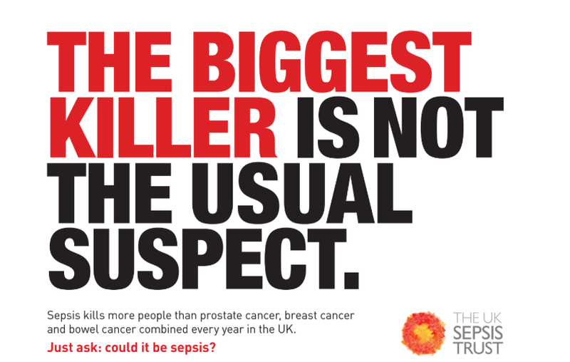 Awareness Saves Lives: WPP Health Joins Forces With UK Sepsis Trust For Sepsis Day Campaign