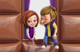 Grey Digital India and Cadbury Let Fans 'Say it with Silk' on Valentine's Day
