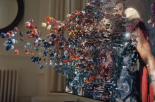 The Mill Pushes Boundaries of Liquid Simulation in Spectacular New Sky Q Ad