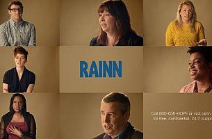 RAINN Helps Survivors of Sexual Violence Tell Their Stories