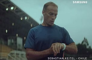 Latino Athletes Star in New Samsung Campaign from Leo Burnett Tailor Made