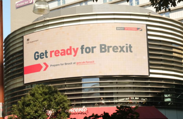 'Get Ready for Brexit' Campaign Launches