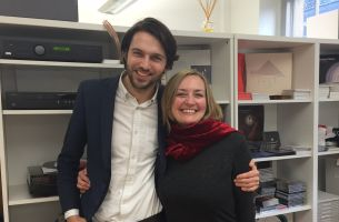Thomas Hewitt Jones Signs Publishing Deal with Manners McDade
