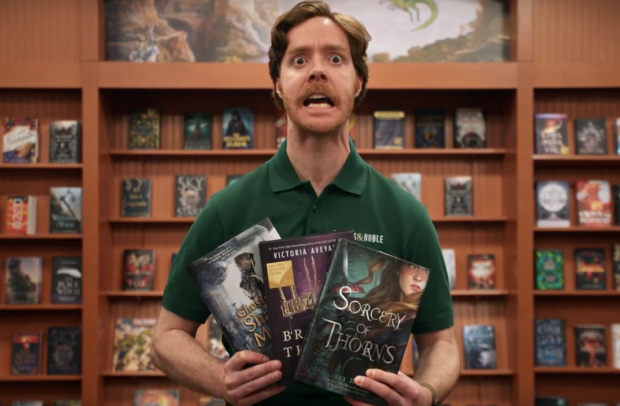 Barnes & Noble and Havas NY Invite You to 'Book Your Summer' in Comedic Campaign
