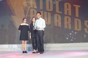 Leo Burnett Group Manila CCO Awarded Creative Guild of the Philippines Hall of Fame Award