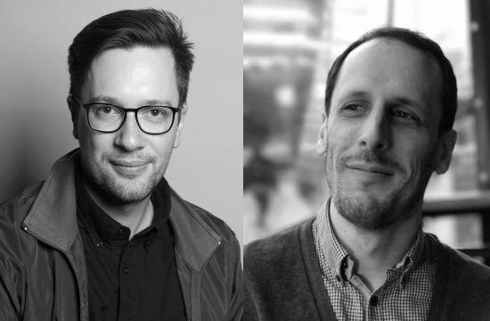 Spot Welders Adds Editors Benjamin Entrup and Matt Osborne