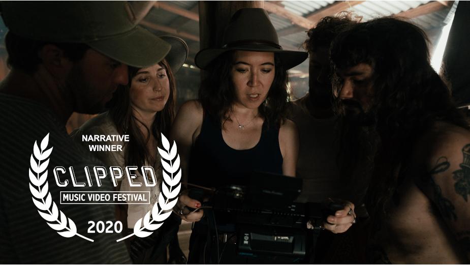 Aimée-Lee X. Curran's '5am' Wins Best Narrative at Clipped Music Video Festival