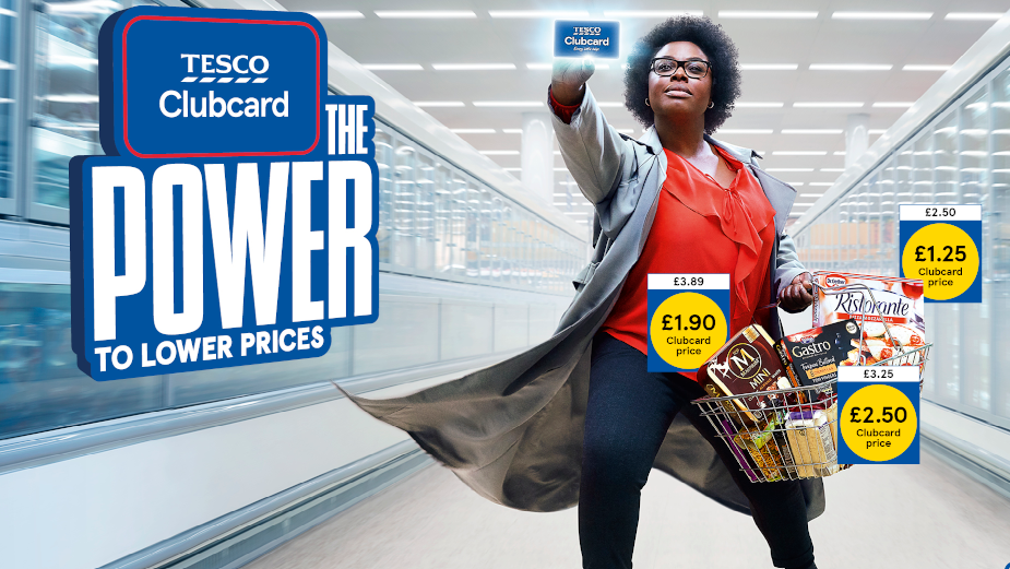Release Your Superpowers and Feel the Power of Tesco Clubcard's Latest Low Prices