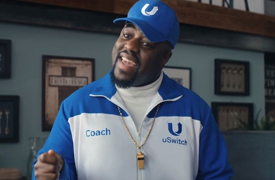 Brothers & Sisters Brings Back the Coach for uSwitch's Latest Campaign