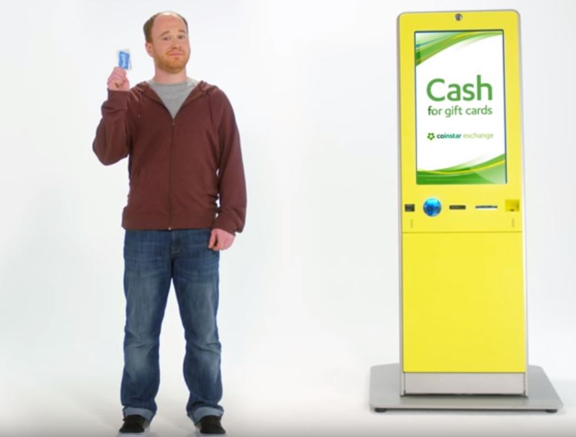 Coinstar & Grenadier Launch New Spots for The Gift that Keeps on Giving