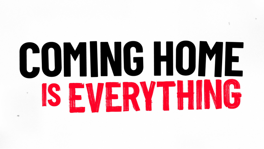 Who Wot Why Taps into the Football Spirit for Shelter with 'Coming Home is Everything'