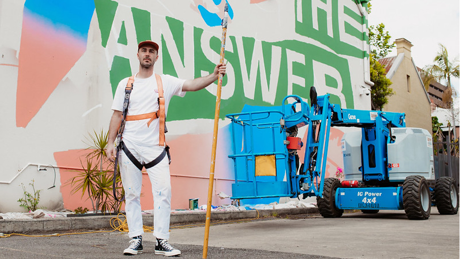 Converse Partners with Amplify to Clean Air in Sydney through Sustainable Public Art