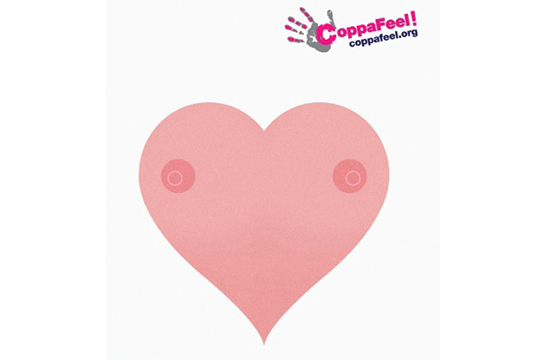 Give Yourself Some Love & CoppaFeel!