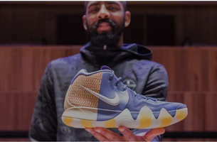 Hunt for Hidden Kyrie 4 Trainers