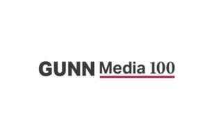 Gunn Media100 Reveals The World's Best for Media Excellence in Advertising