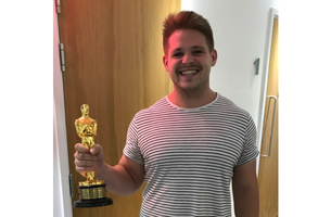 Smoke & Mirrors' Nick Wakeling Grades Oscar Winning Short Film, 'The Silent Child'