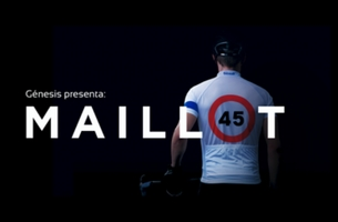 VCCP Spain and Génesis Seguros' Maillot 45 Jerseys Aim to Save Cyclists' Lives