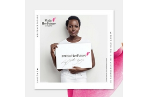 Lancôme's Young Women's Literacy Campaign Features Iconic Female Stars