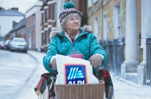 Iconic Team GB Olympic Heroes Hit The Silver Screen in Aldi's Latest Campaign