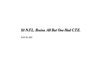 NYTimes' New Ad Spotlights Link Between Football and Traumatic Brain Injury