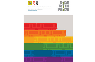 DDB San Francisco and Equality California Urge San Francisco to Ride with Pride