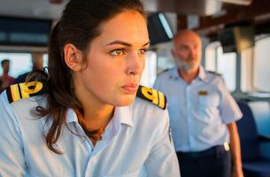 Sweetshop's Kathi Prosser Delivers Visually Stunning New Maritime Film for Libresse