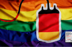 """FCB Health and GMHC Stitch a Narrative of Unity With """"Blood Flags"""" for Pride Month"""
