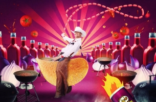 New Pringles Spot is Filled with a Fantasy World of Flavour