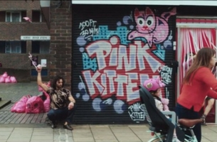 Think! Launches Driving Safety Campaign Featuring 100 Pink Kittens to Help Save Lives