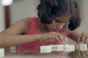 Prasad Eye Institute and Ravensburger Develop World's First 3D Printed Braille Puzzle