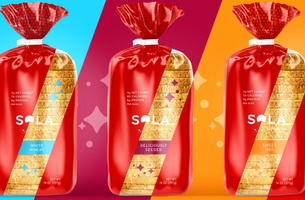 LRXD Designs Packaging for New Sugar Substitute Sola's Line of Products