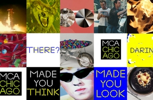 MCA Chicago's 'Made You Look' Campaign Targets Museum Visitors Following Building Redesign