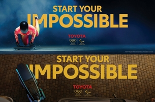 Toyota's Olympic and Paralympic Games Campaign Challenges Us to Attempt The Impossible