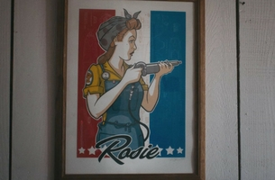 R. Riveter's New Brand Doc Empowers Women with The Spirit of Rosie The Riveter