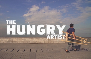 BBDO Guerrero Creates Starving Artist Shocker for New Snickers Campaign