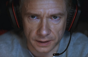 Vodafone's Ultimate Speed Campaign Starring Martin Freeman is Out of This World