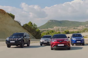 The&Partnership Brings Toyota's SUV Heritage to Life in New  Hyper-Targeted Campaign