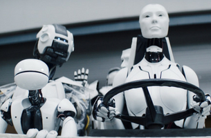 Droga5's Sprint Campaign Features Robots on the Run from Bad Mobile Tariff Choices