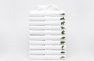 Lacoste Creates Endangered Animal Polo Tops to Help Preserve Species Worldwide