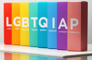 Bench Launches Gender Neutral Body Spray Packaging for Pride Month 2018