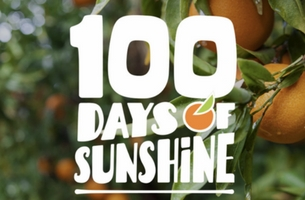 "Bailey Lauerman Celebrates the Return of Cuties Season with ""100 Days of Sunshine"""