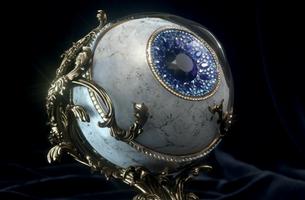 McCann Health's Fabergé Eggs Reimagine Human Organs to Highlight the Value of Organ Donations