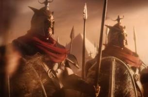 Sand Creates Majestically Beautiful Assassin's Creed Origins Pre-Launch Film